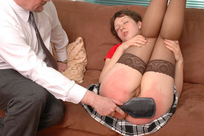 Movie her punishment spank