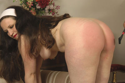 Mature wives getting spanked