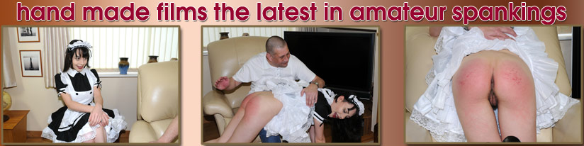 Her first and only spanking